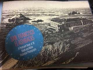 美國1988年明信片一本。一共30張。未用過