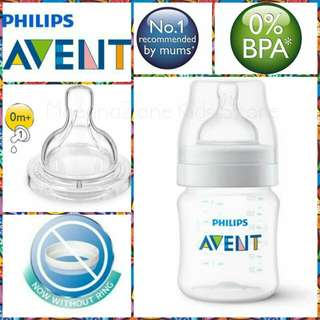 Philips Avent Classic+ bottle 4oz/125ml