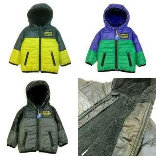 Boys Fleece lined Winter Jacket!
