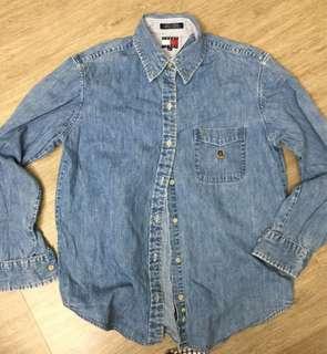 Tommy Hilfiger 牛仔shirt (size 10)