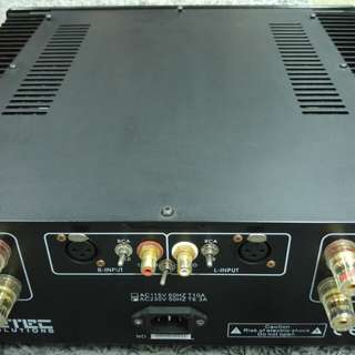 High Current Power Amplifier