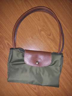 Army Green Longchamp