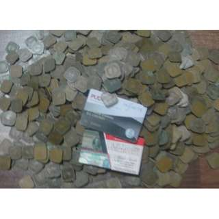 duit lama 1 cents malaya dan straits settlement