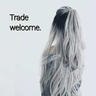 Trade welcome.