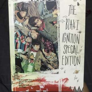 """B1A4 """"IGNITION"""" SPECIAL EDITION"""