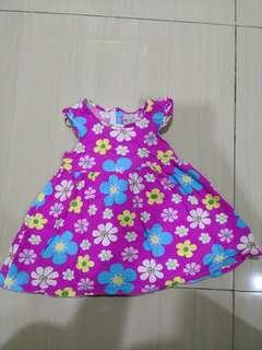 Pinky Dress ( 1-2 years )