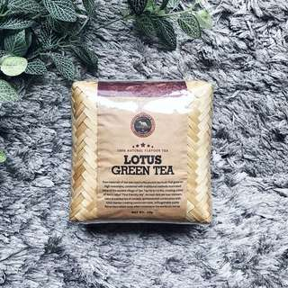Vietnamese Lotus Green Tea