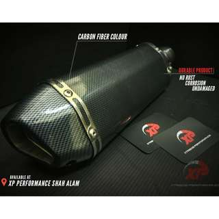 ( LAST STOCK ) MOTORCYCLES EXHAUST MUFFLER