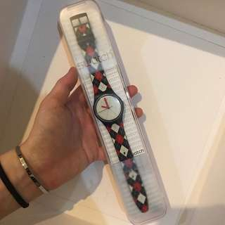 BNIB SWATCH WATCH