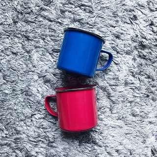 Canteen Mugs Pair