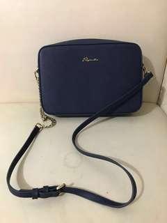 Paprika 深藍色袋/斜跨包/单肩包