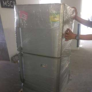 6 month 80% New 2-Door Samsung Fridge