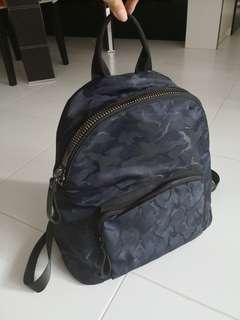 Camo bag pack