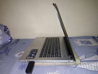 LAPTOP SLIM ASUS A46C CORE i3 IVYBRIDE