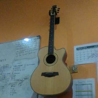 Gitar akustik ( JXI )