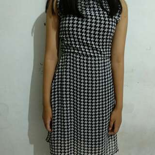 Mini Dress *freeongkir