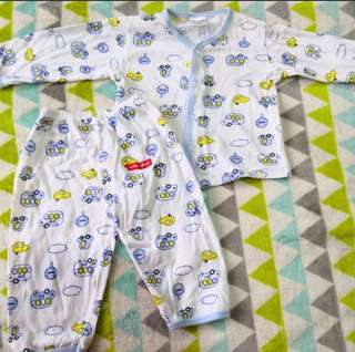 Sleepsuit set ( 1-2 years )