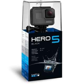 GoPro HERO 5 Black (GoPro Malaysia)-PRE ORDER