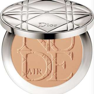 Dior Nude Air Compact Powder