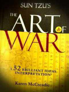 SUN TZU'S THE ART OF WAR (Cheap & Used) : A 52 BRILLIANT IDEAS INTERPRETATION