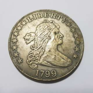 United States of America 1799 Liberty Coin