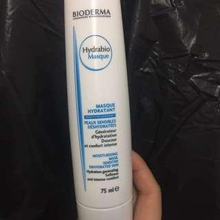 Bioderma Hydrabio Masque / Mask / 面膜