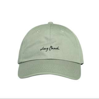 BASEBALL CAP (long beach)