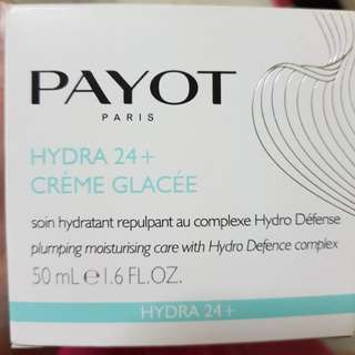 Payot Hydra 24+ Creme Glacee Plumpling Moisturizing Care - For Dehydrated 50ml/1
