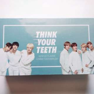 BTS x VT Toothbrush set + Photocards