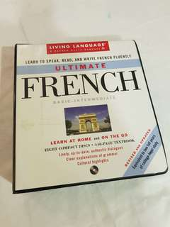 Living Language - Ultimate French