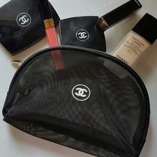 Chanel VIP gift pouch
