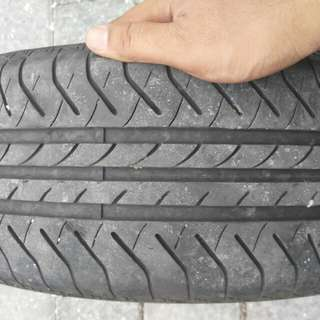 Used 185 60 14 Silverstone tread 8/10