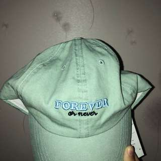 Cotton on forever or never cap