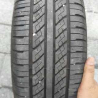 Used 185 60 14 tread 9/10