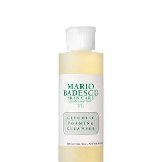 Mario Badescu Glycolic Foaming Cleanser - used thrice only bought from Sephora online original price P900