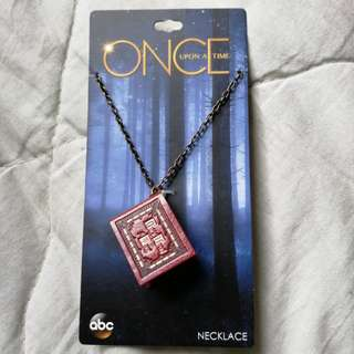 Once Upon A Time necklace | OFFICIAL