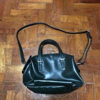 Forest Green Bag