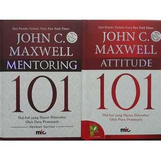 Buku Kepemimpinan John Maxwell