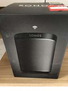 Sonos player 1