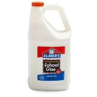 ELMER'S SCHOOL GLUE (GALLON)