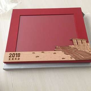 Marina Bay sand photo frame 2018