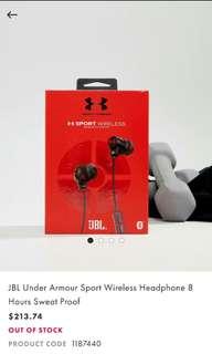 Almost NEW Wireless earphones / headphones