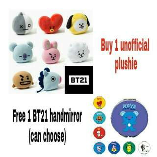 BT21 Pillow