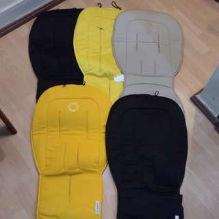 Bugaboo seat liners