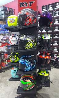 Choose Your KYT Helmets..😎!!