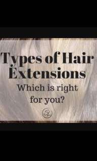WHAT EXTENSIONS ARE RIGHT FOR ME?