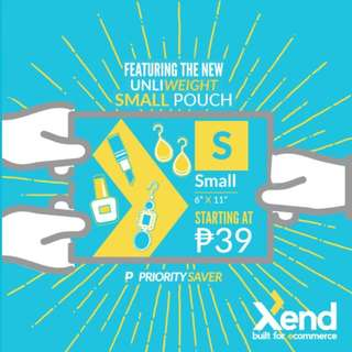 Xend Rates Start From PHP 39!