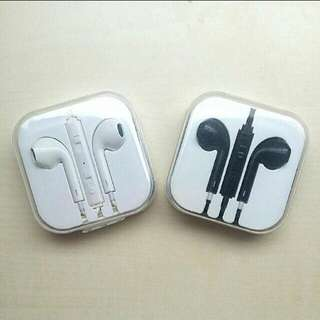 [GOOD DEAL] Apple Earpod INSPIRED DESIGN Earphones, Ready Local Stocks, Volume Slider