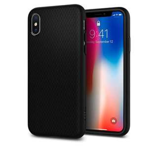 iPhone X Spigen Liquid Air Case