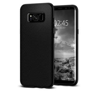 Samsung S8 Plus Spigen Liquid Air Case